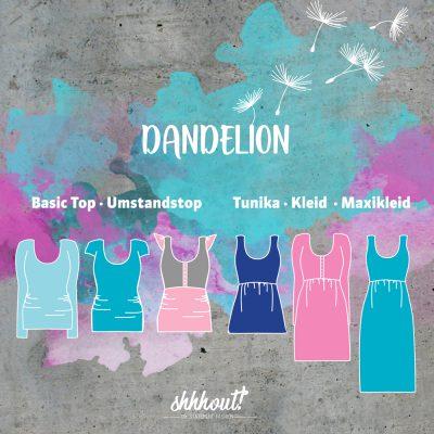 shhhout_produktbild_DANDELION_KOMPLETT